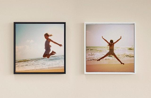 Foto op canvas de mooiste wanddecoratie - Mandje doek doek ...