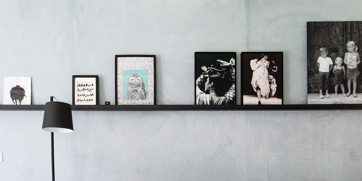 Wanddecoratie en muurdecoratie