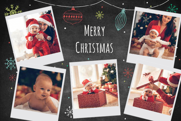 Personalised Christmas Cards 20182019 Start Now Bonusprint Uk