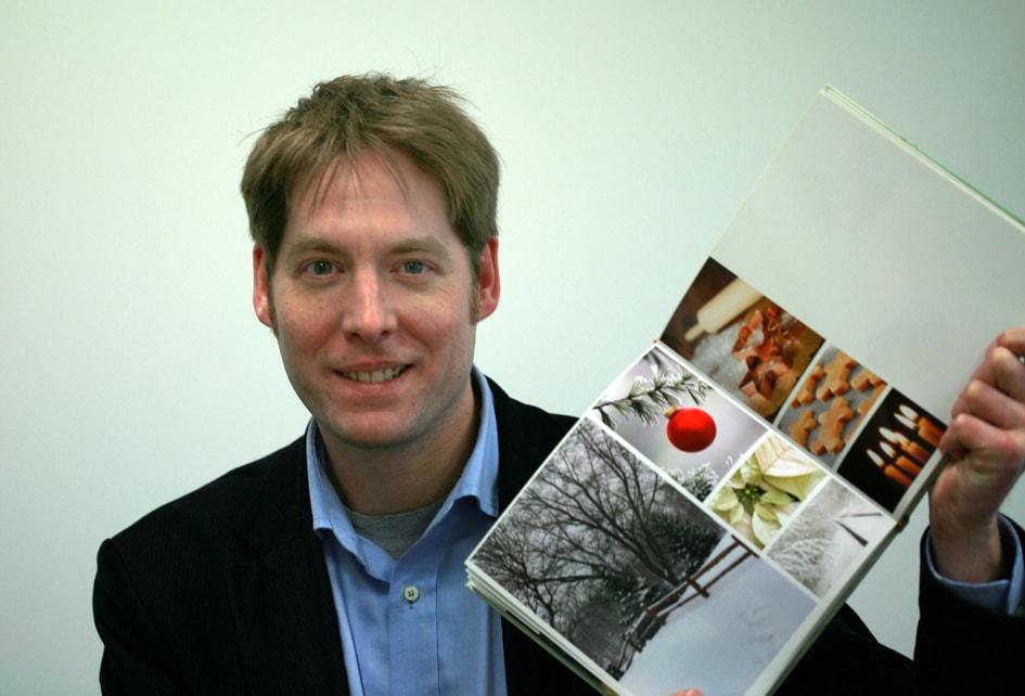 Stefan Kremer mit albelli Fotobuch