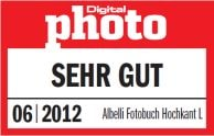 Digitalphoto Fotobuch Test 2012