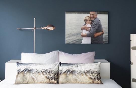 foto auf leinwand drucken. Black Bedroom Furniture Sets. Home Design Ideas