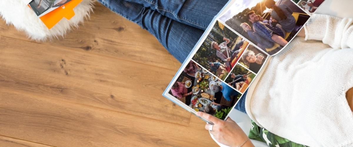 40 % Rabatt auf Fotobücher und Fotoabzüge