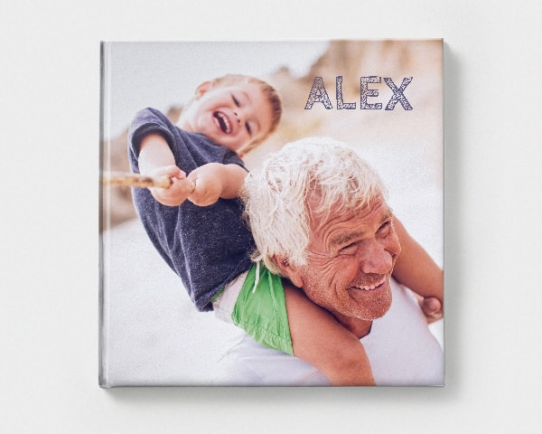 Fotobuch Quadratisch XL