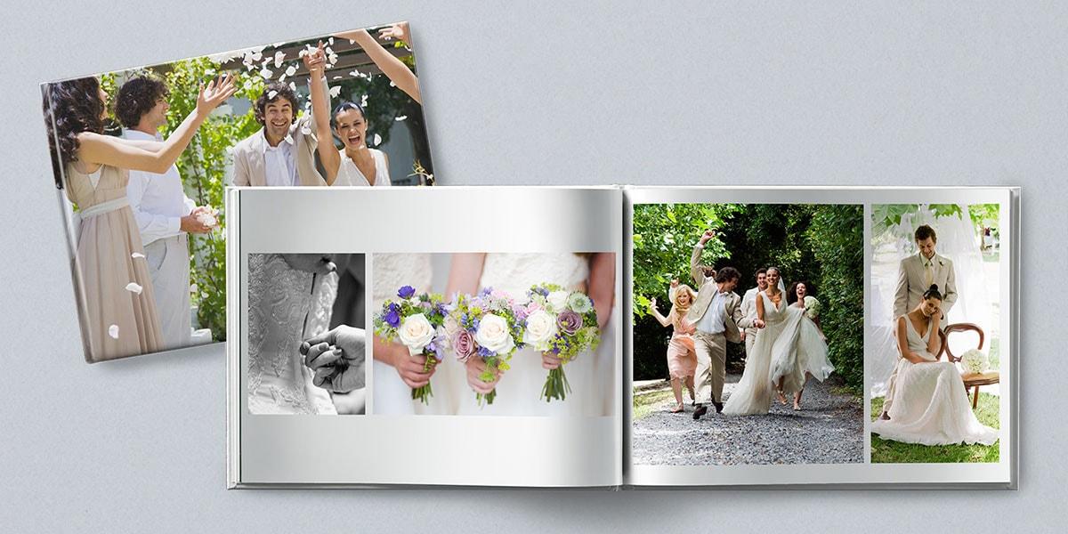 Super Exemples pour créer des livres photo | albelli UW29
