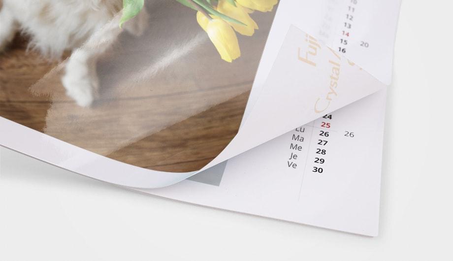 Papier standard brillant