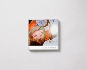 fotobok kvadratisk m pojke vinter