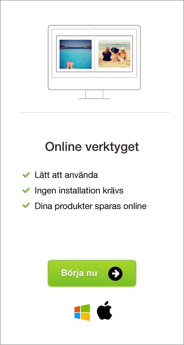 Online verktyget