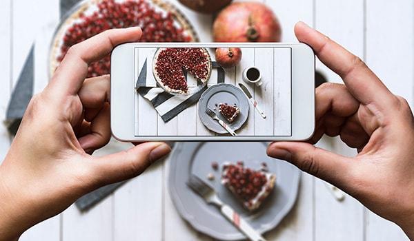 Instagram fotobok