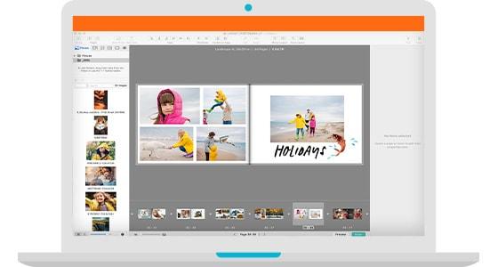 Smart Assistent, Automatiskt skapade fotoböcker