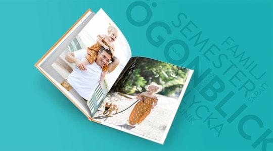 25% rabatt på fotoböcker