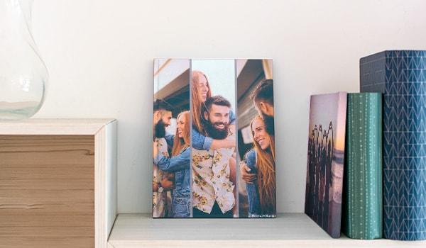 Fotoböcker med hårt omslag