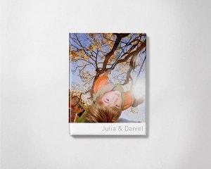 Fotoboek Voorbeeld Staand - Kind in schommel M