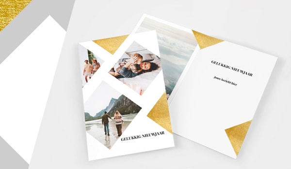 Dubbele fotokaarten