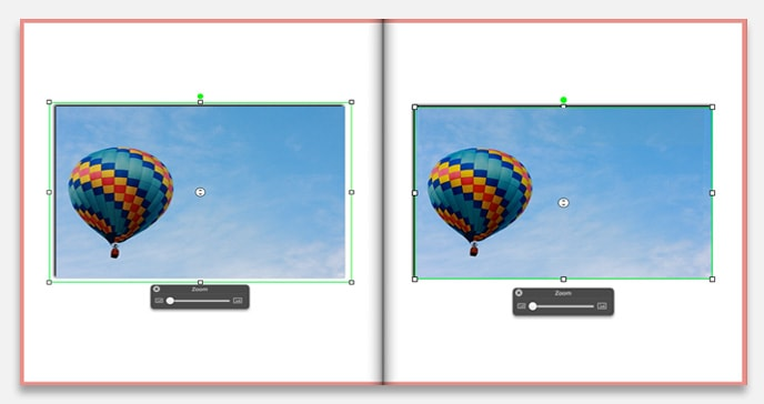 Photo book creator tool update for Mac - shadow feature is better!