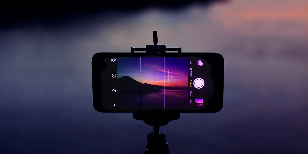 smartphone camera tips tripod