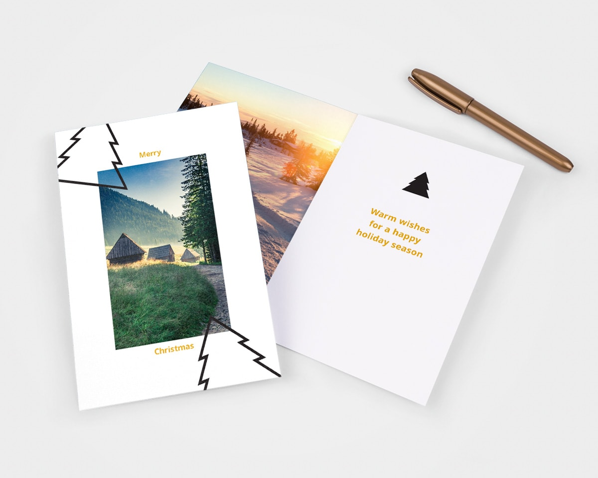 7 heartfelt ideas for what to write in a Christmas card | bonusprint ...