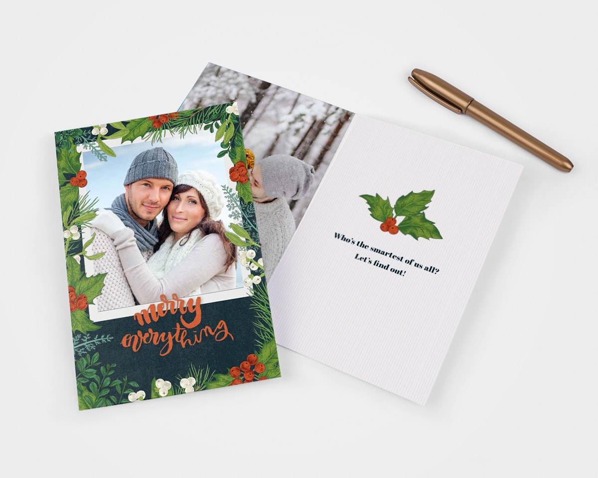 Christmas-party-ideas-pine-and-holly-card
