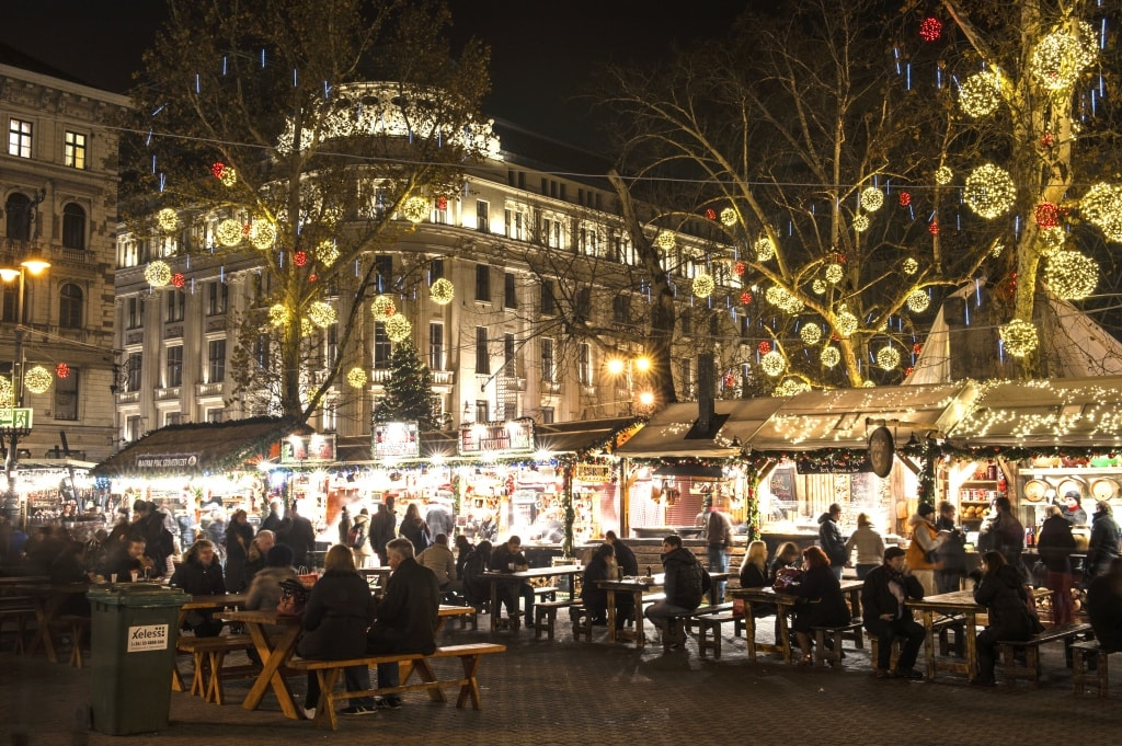 Christmas Budapest Christmas Fair And Winter Festival Europe.13 European Christmas Markets You Ll Want To Tick Off Your