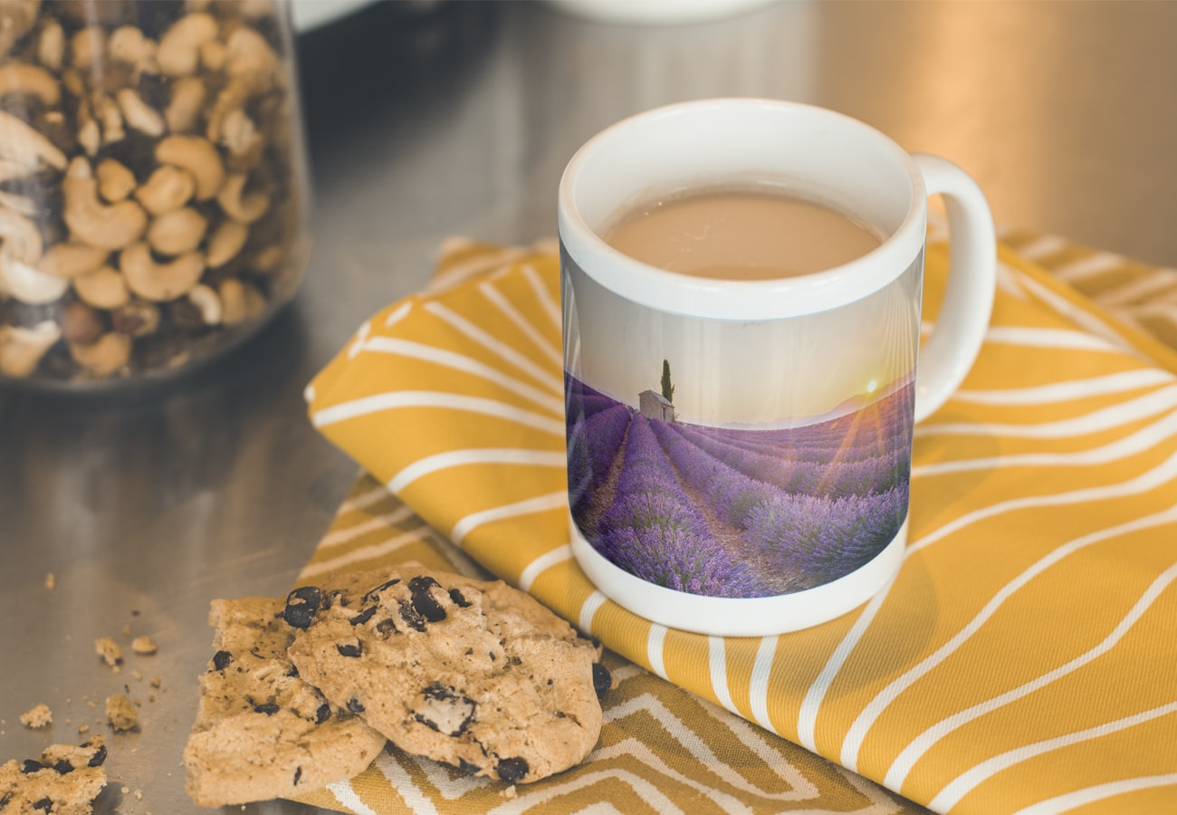 personalised mug wrap