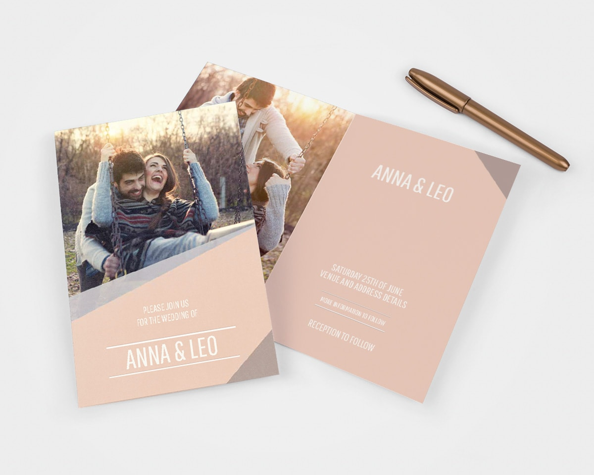 themed-wedding-invite-ideas-Modern