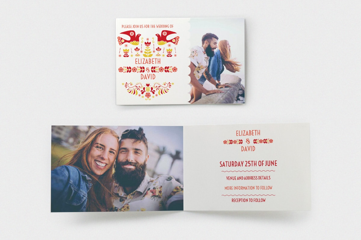themed-wedding-invite-ideas-Playful
