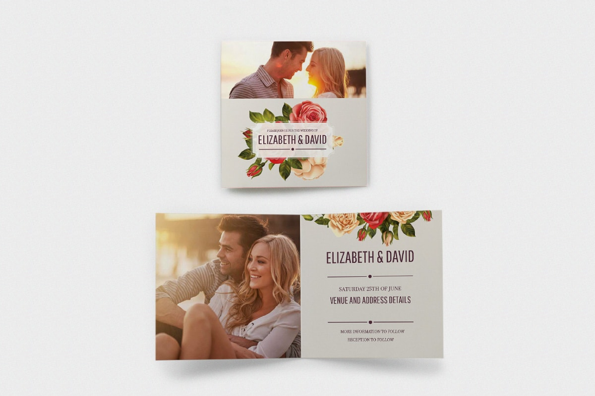 themed-wedding-invite-ideas-Romantic