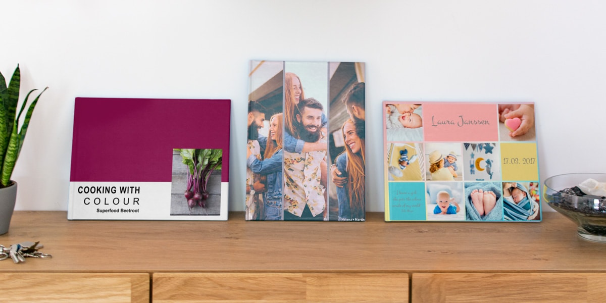 9 amazing ways to bring your photo book covers to life