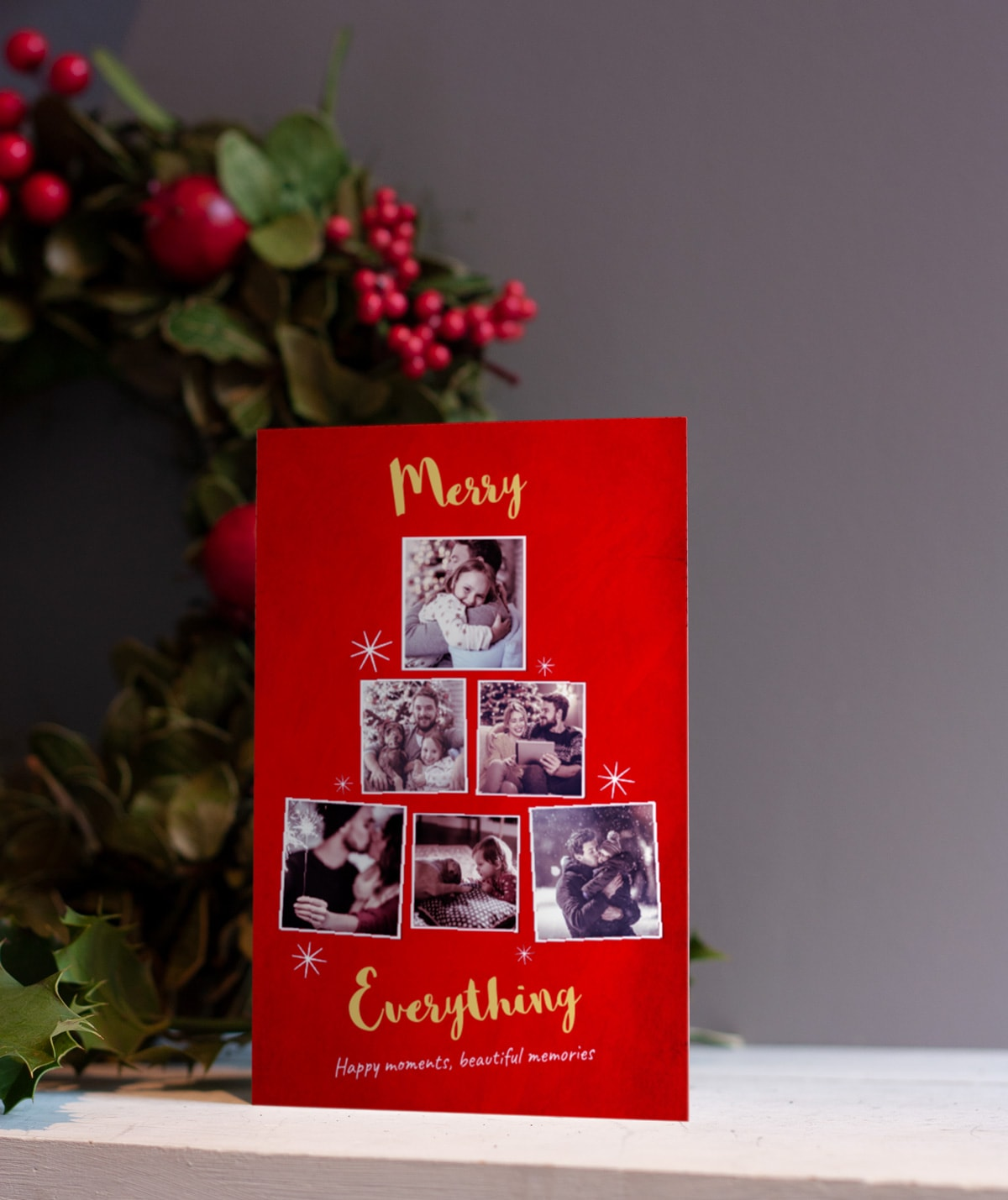 7 Christmas Card Ideas To Help Yours Stand Out In A Pile