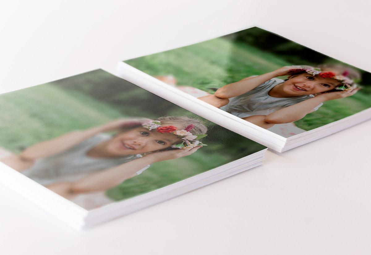 Is matt or gloss paper best for your bonusprint photo prints?