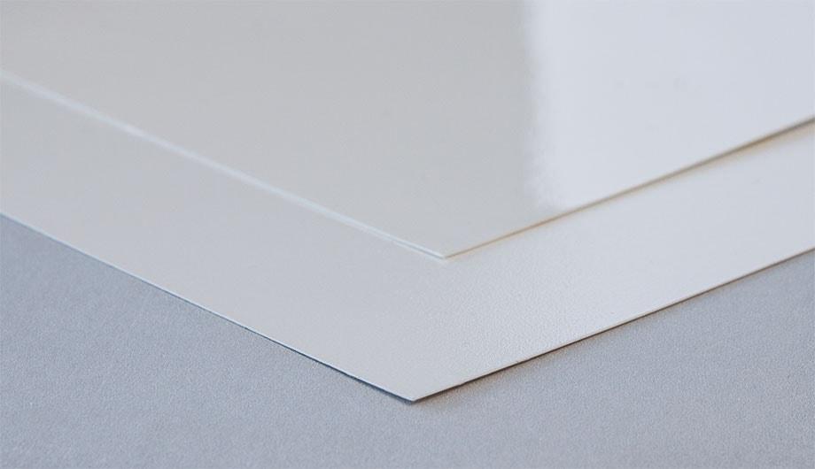 Add a white border to prints