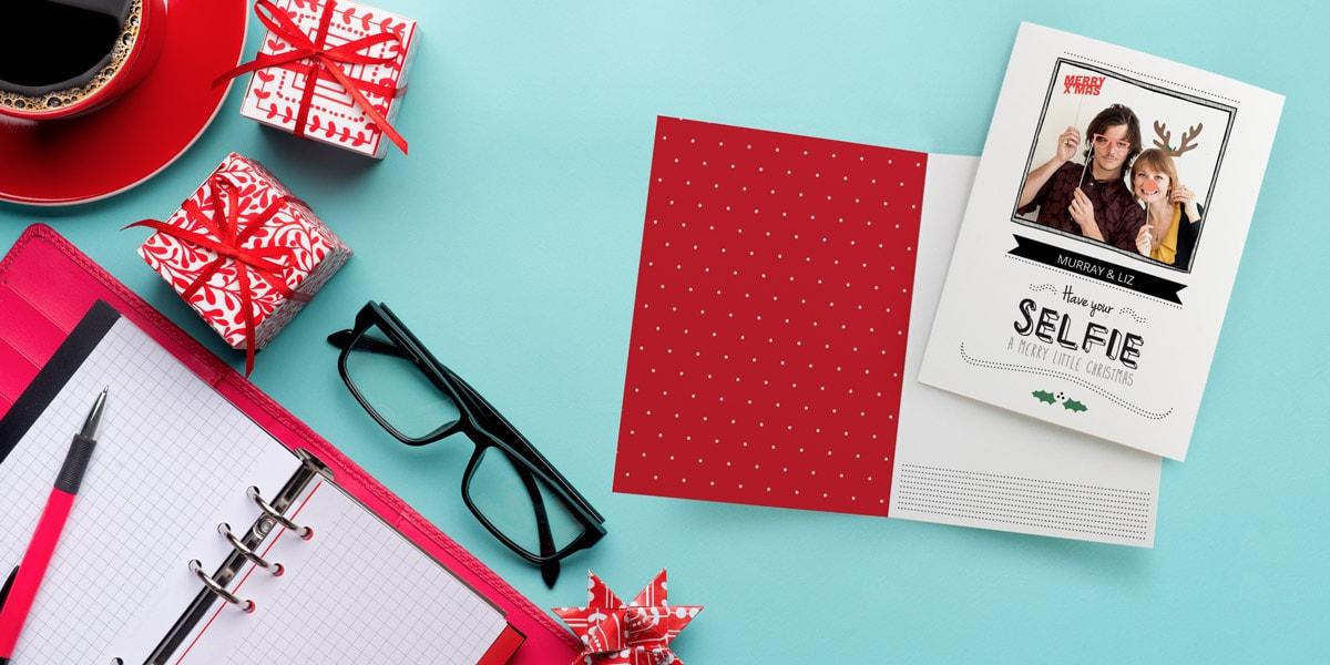 Weihnachtskarten gestalten mit 5 einfachen tipps von albelli - Weihnachtskarten erstellen ...