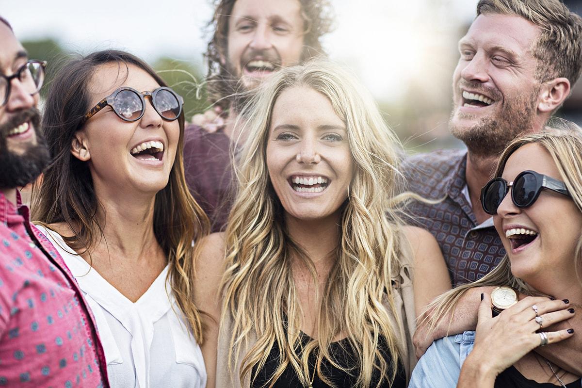 Lustige Bilder Lachende Menschen