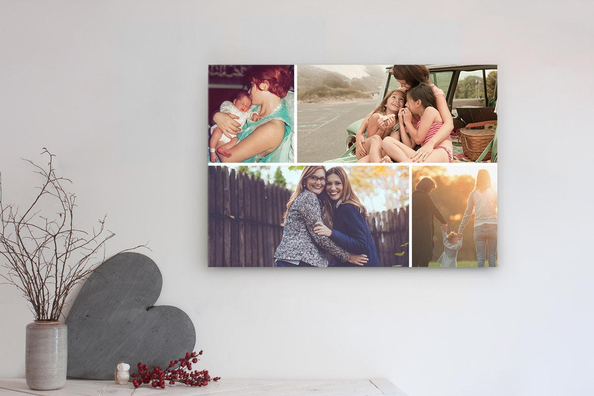Mother's Day Gift Ideas Fotocollage