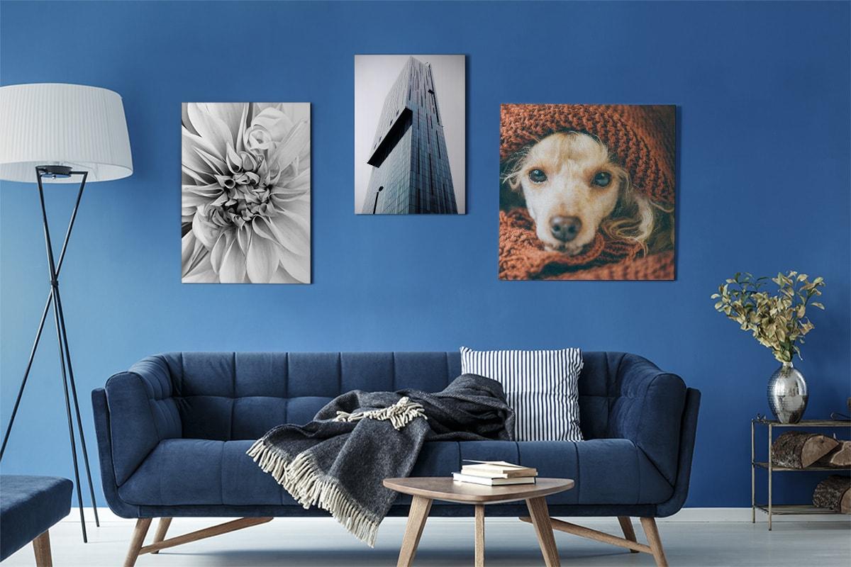 Gestalte deine wandbilder wie ein experte albelli blog - Wandbild hochformat ...