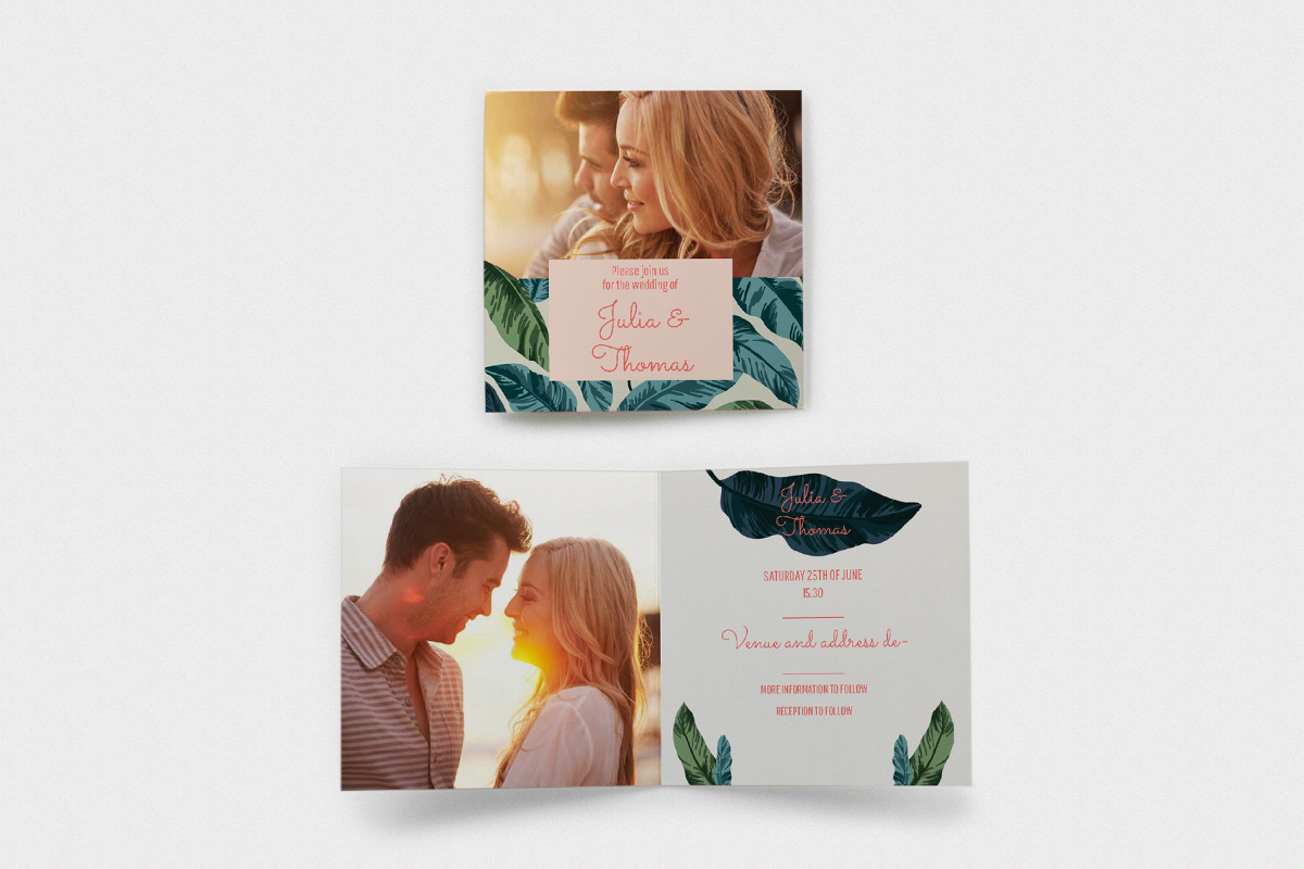 13 Ideen für Hochzeitseinladungen für jeden Geschmack | albelli blog