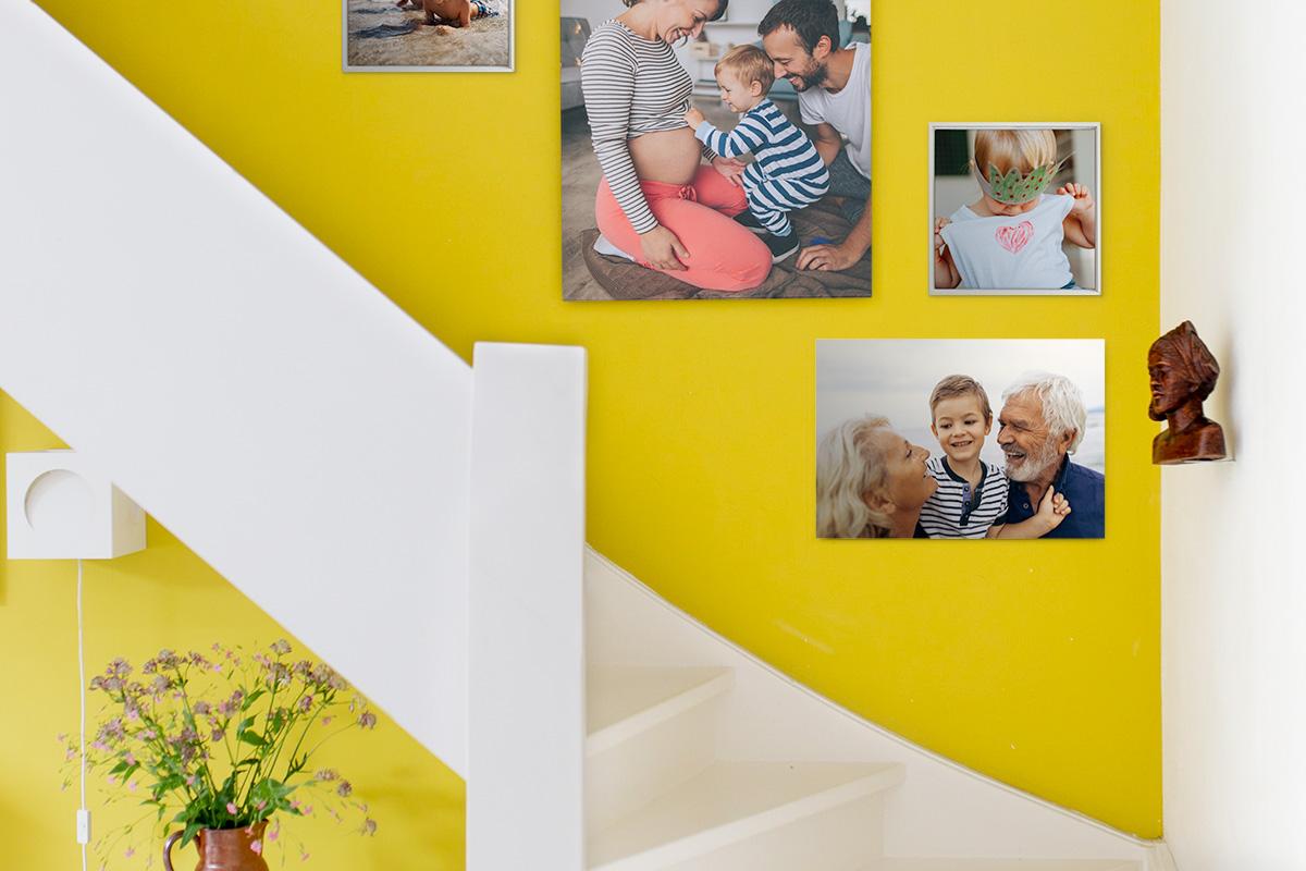 50 kreative Ideen für Wandbilder für jedes Zimmer in deinem ...
