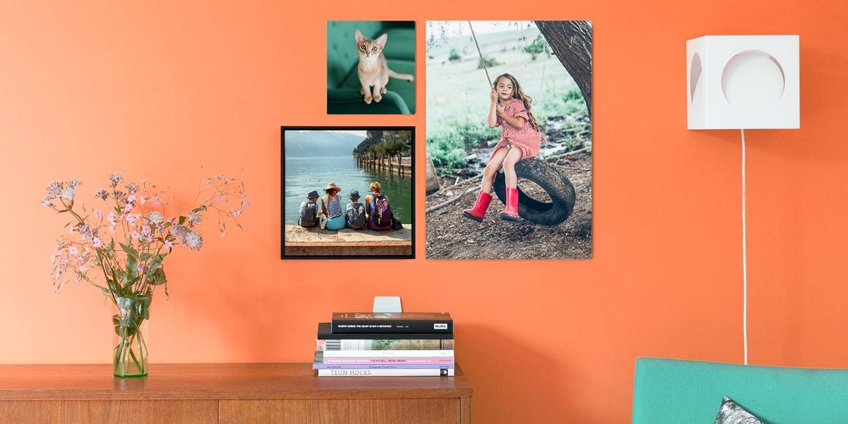 18 kreative Ideen für Wandbilder für jedes Zimmer in deinem Zuhause ...