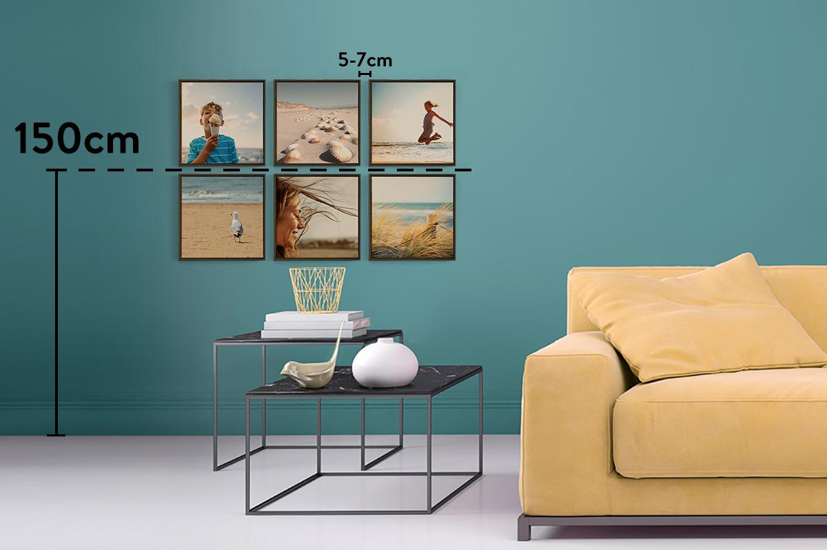 Hange Deine Wandbilder Wie Ein Experte Auf Albelli Blog