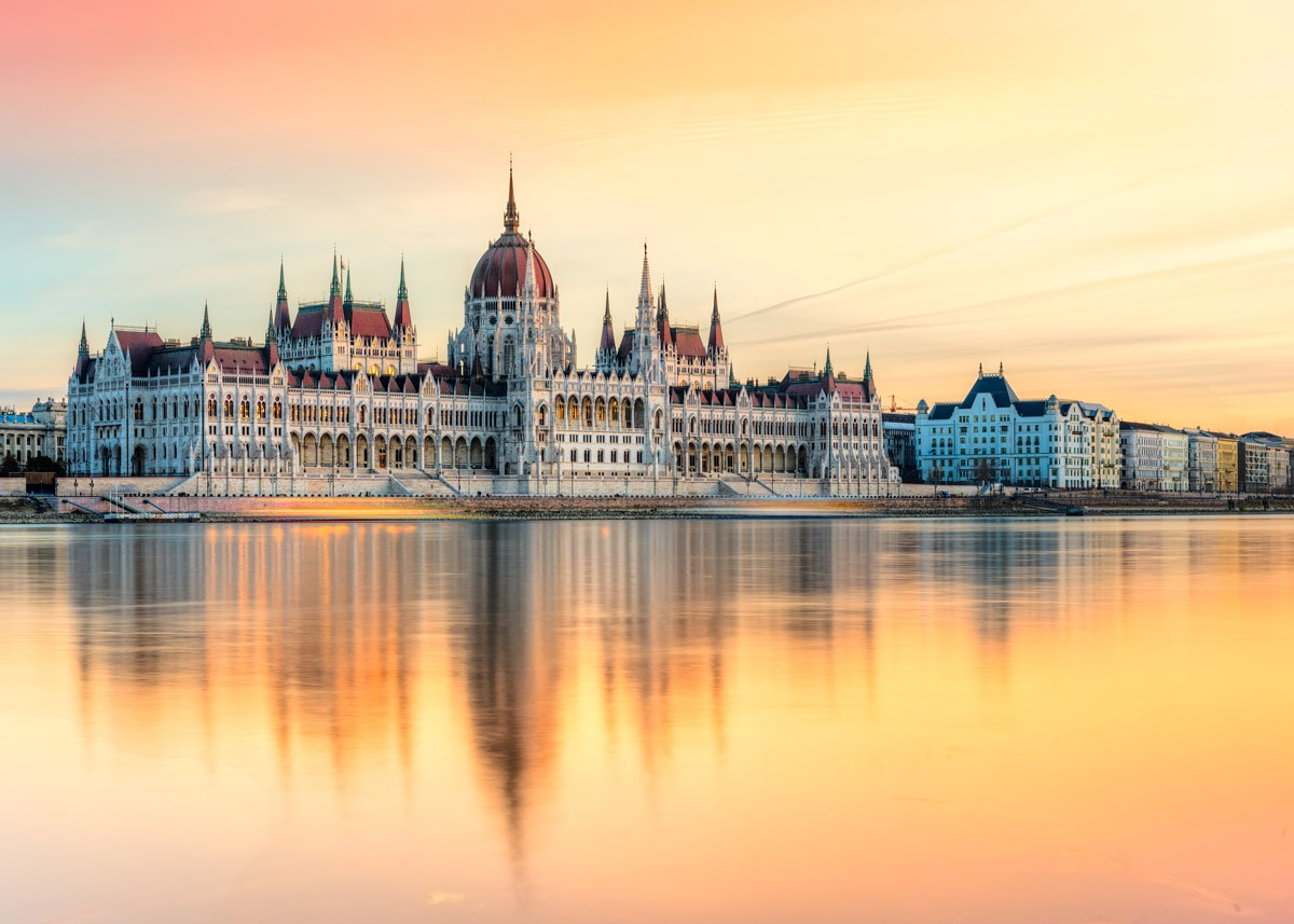 Plus belles destinations d'europe budapest