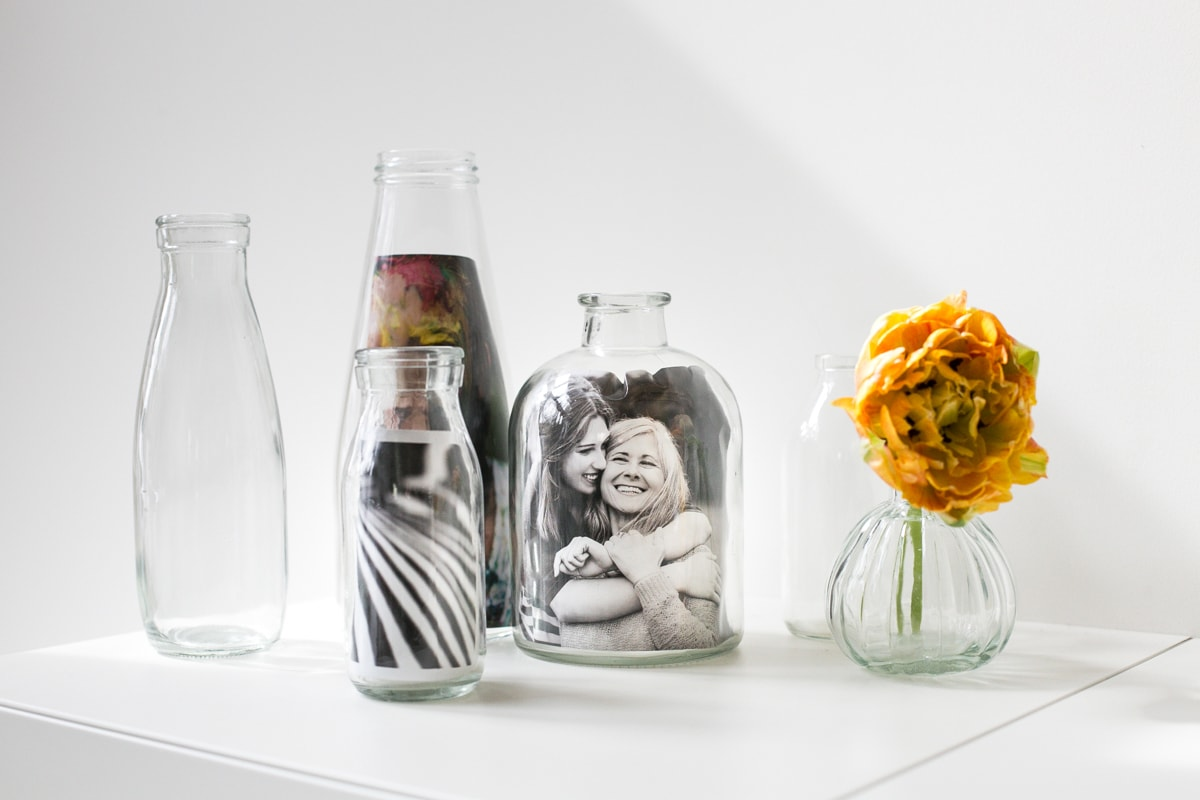 style your home bottles