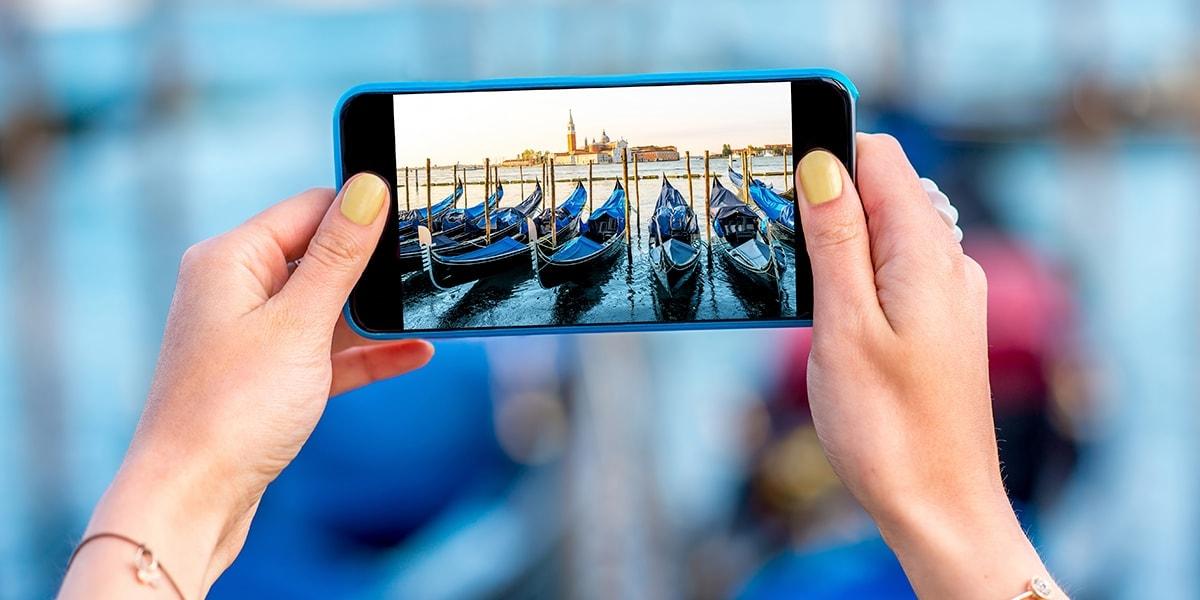 Afbeeldingsresultaat voor fotograferen met je smartphone
