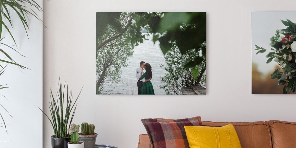 howto wanddecoratie met eigen fotos albelli