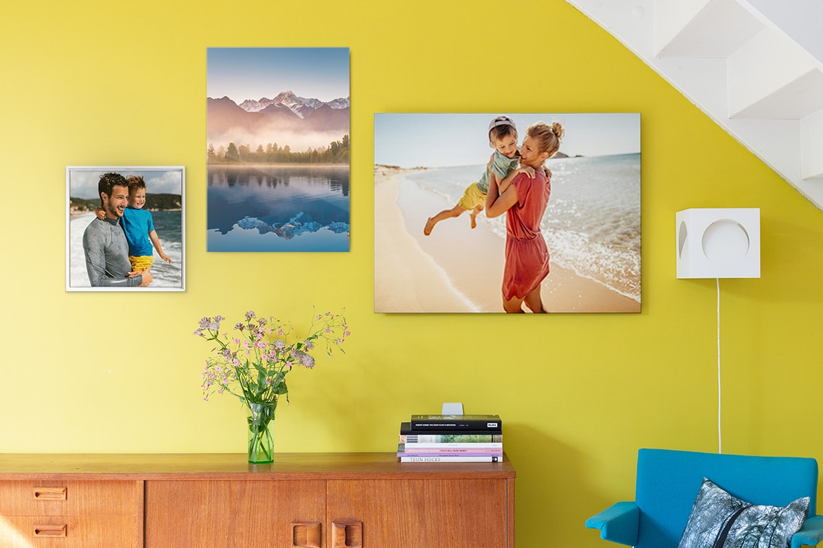 Foto Plexiglas Badkamer : 18 creatieve wanddecoratie ideeën voor iedere ruimte in huis albelli