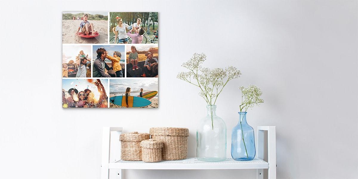 Wanddecoratie Met Fotos.Nieuwe Indelingen Voor Wanddecoratie Om Van Je Foto S Een Kunstwerk