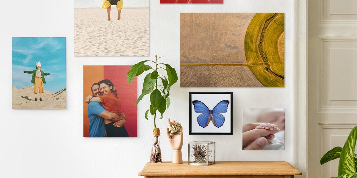 Bekijk Albelli S Tips Voor Het Maken Van Fantastische Wanddecoratie