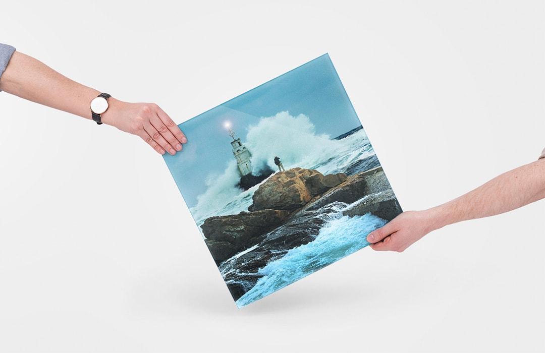Foto op forex of plexiglas