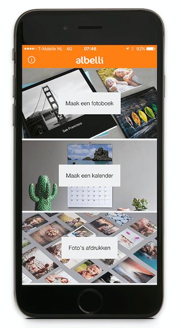 Persbericht update smartphone app