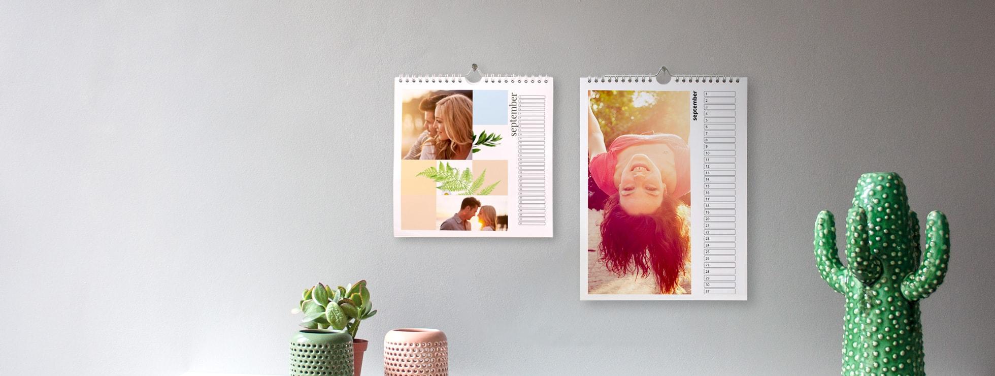 Wonderbaar Familiekalender maken met je eigen foto's | albelli KG-19