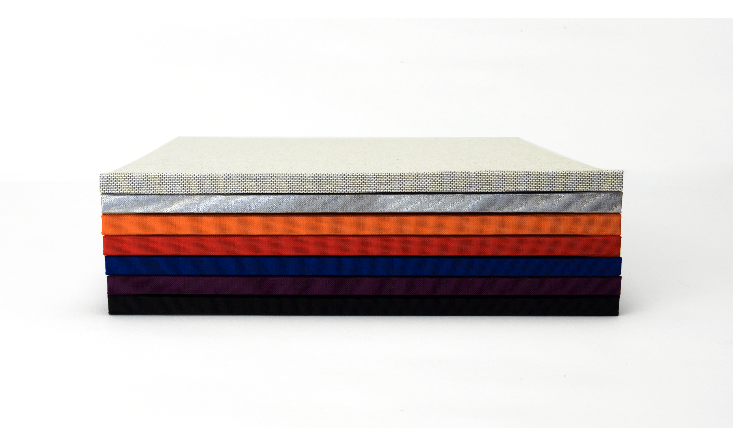 Fotoboek met linnen kaft